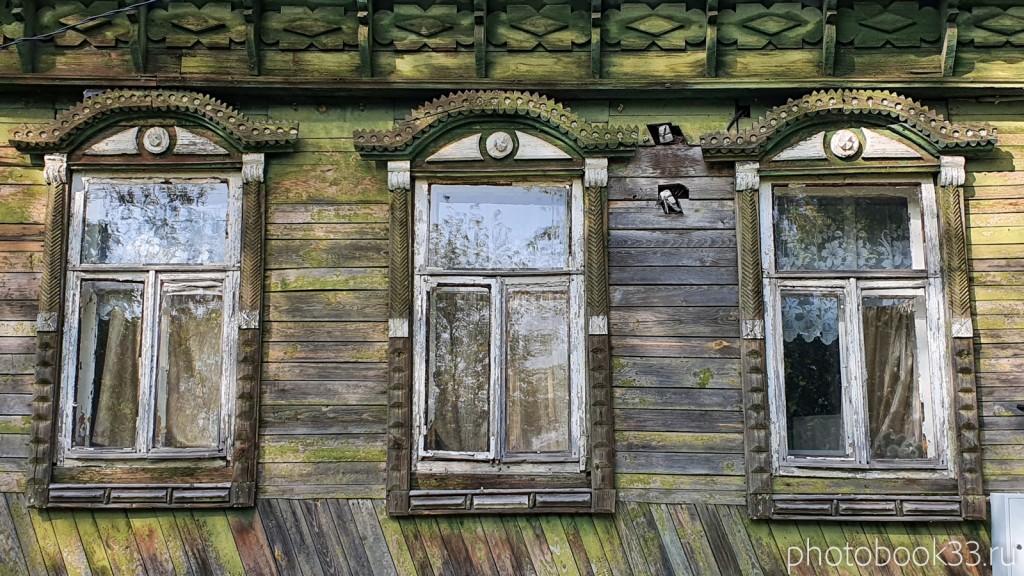 35 Деревянный дом в Орлово, Муромский район