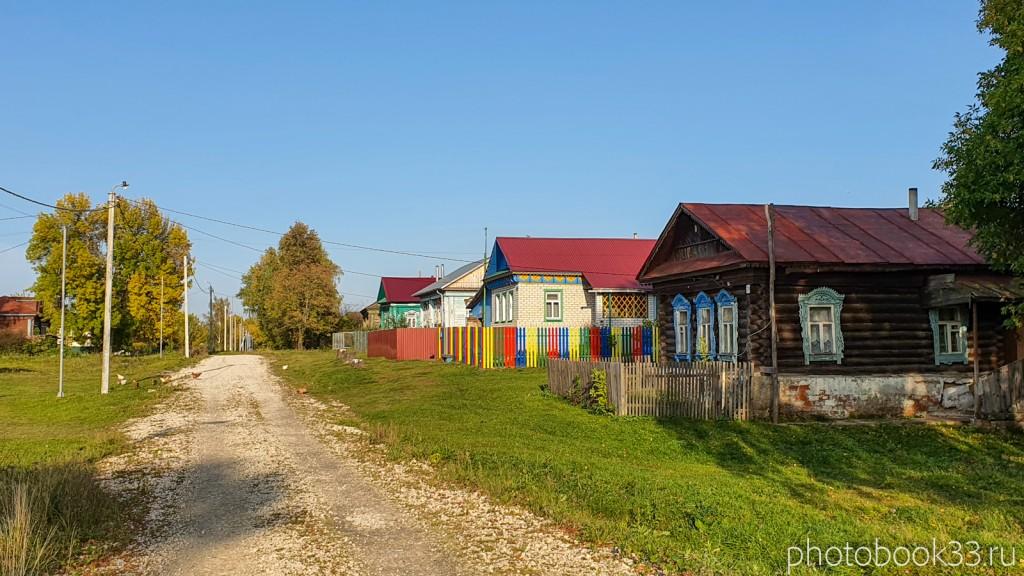 35 Улица в селе Стригино, Муромский район