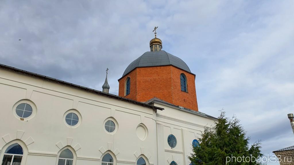 38 Бутылицы, Церковь Николая Чудотворца