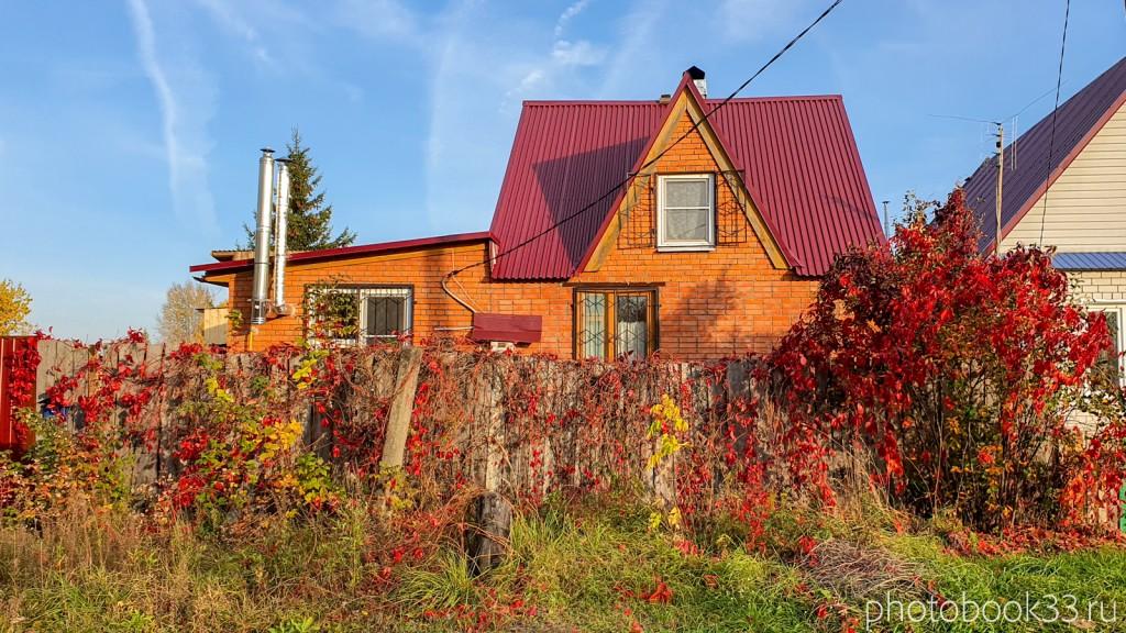 42 Дачный дом в с. Левино, Меленковский район