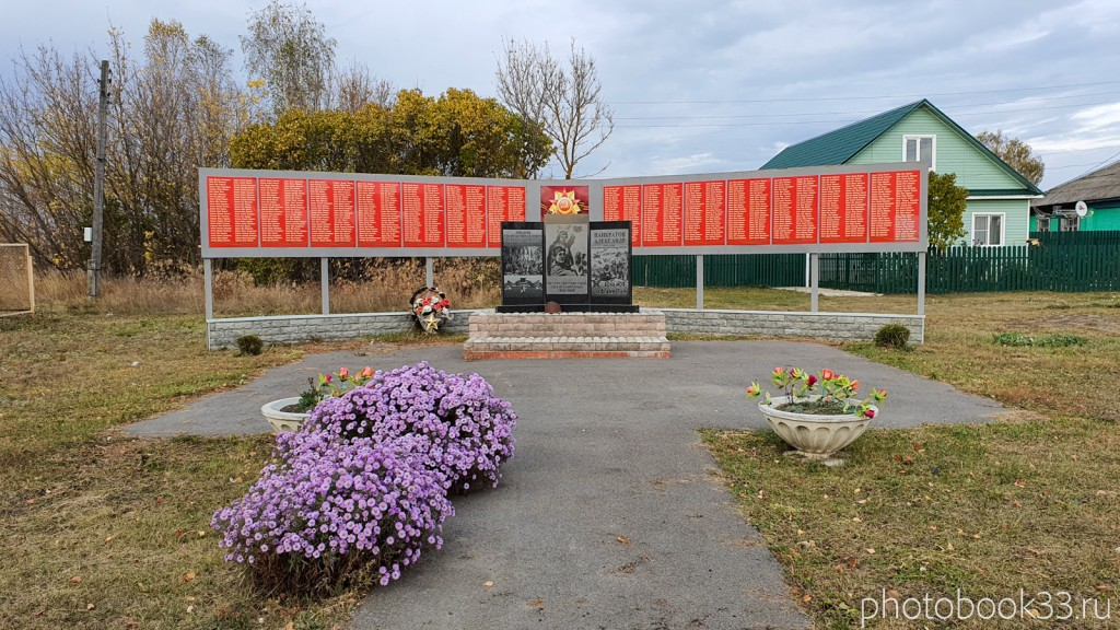 56 Обелиск Памяти «афганской войне», Бутылицы