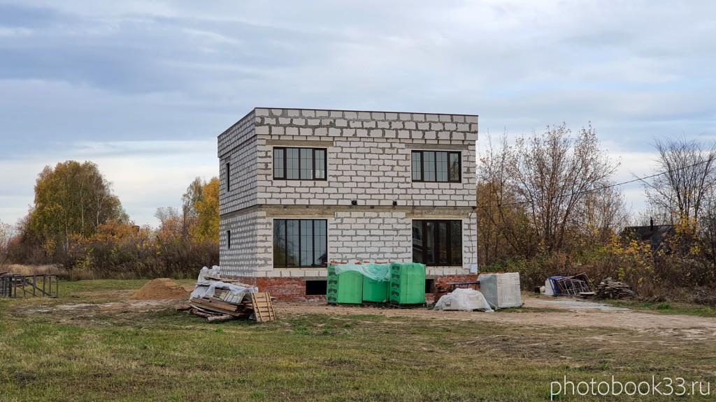79 Страшное двухэтажное здание в селе Бутылицы