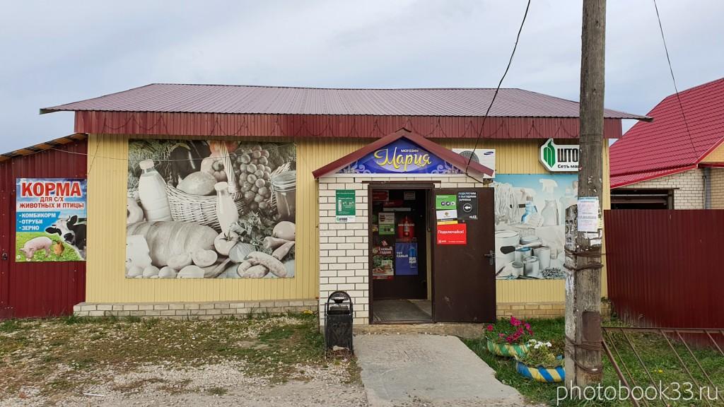 91 Магазин Мария в селе Бутылицы